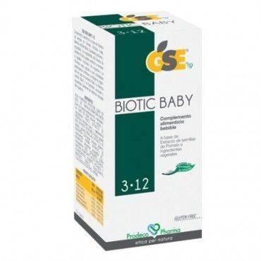 Bebê biótico GSE 3-12 250 Ml