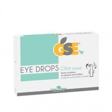 GSE Eye Drops Click 10 Pipetas