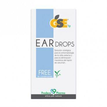 GSE Ear Drops Free 10 pipettes