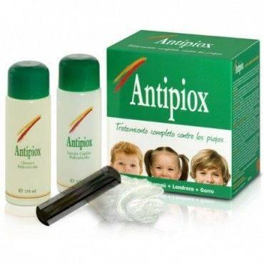 Xampú Pack antipiox 100 ml...
