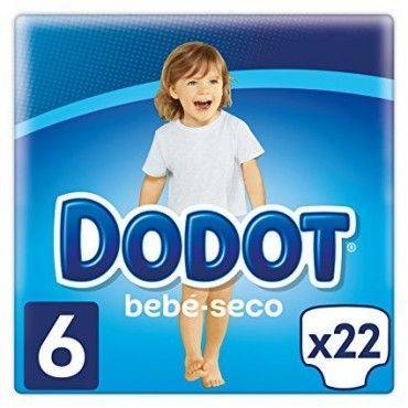 Dodot Diapers Size 6...