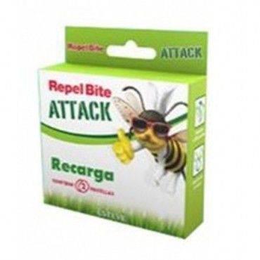 Repel Bite Attack Recarga 2...