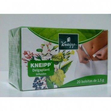 Kneipp Delgaplant Infusion 20 Bolsitas