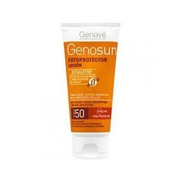 Genosun Facial sunscreen...