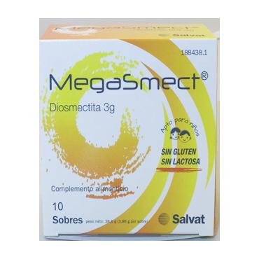 Megasmect 10 sachets