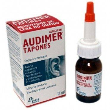 Audimer Tapones 12 Ml