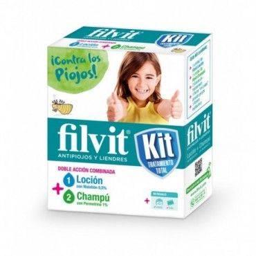 Tratamento Filvit Total Kit