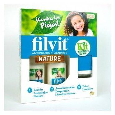 Filvit Kit Nature Locion...