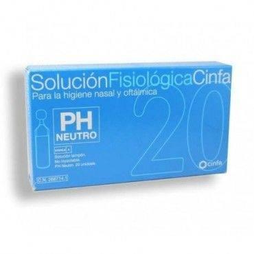 CINFA Lösung Physiological...