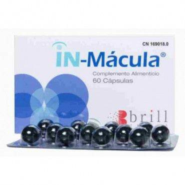 In-Macula 60 Capsulas