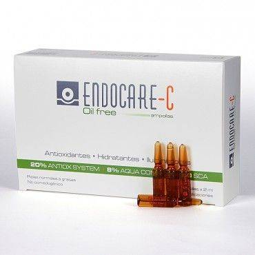 Endocare-C Oil Free 30 Ampollas