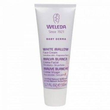 Weleda Facial Cream mauve...