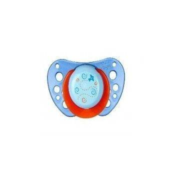 Chicco Physio Air Chupetes 2 Unidades 4M+ Celeste