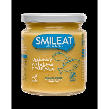 Smileat Verduras, Lubina Y...