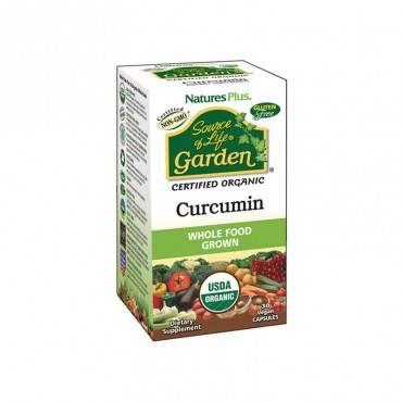 Garden Curcuma 400 Mg 30...