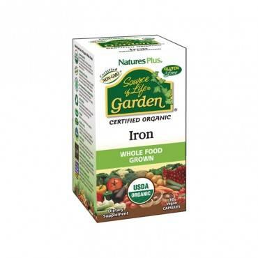 Garteneisen 18 Mg 30 Kapseln