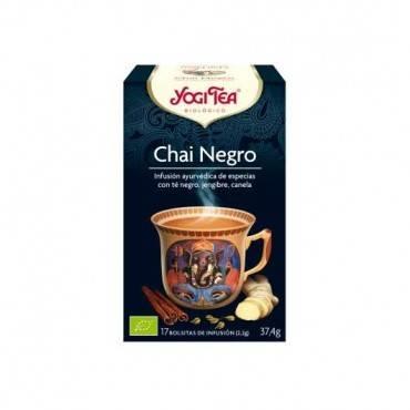 Yogi Tee Chai black 17...