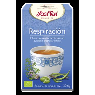 Yogi Tea Respiracion 17 Sobres