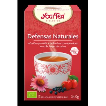 Yogi Tea natural defences...