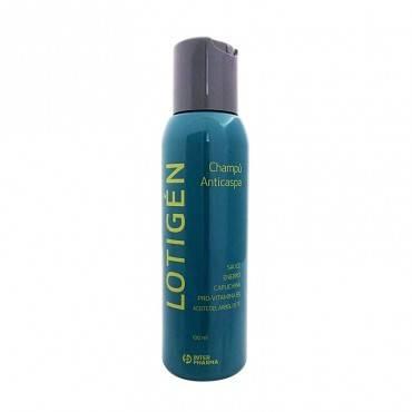 Lotigen anti-caspa shampoo...