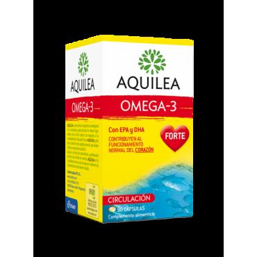 Aquilea càpsules omega-3 90