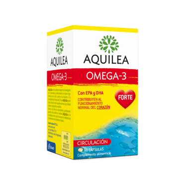 Aquilea Omega-3 90 Capsules