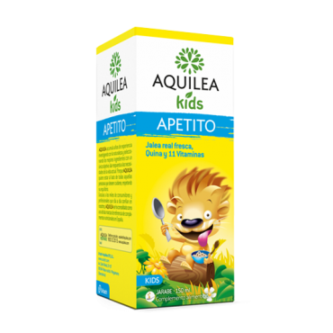 Aquilea Kids Apetito Jarabe...