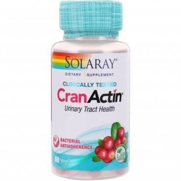 Solaray Cranactin 60 capsules
