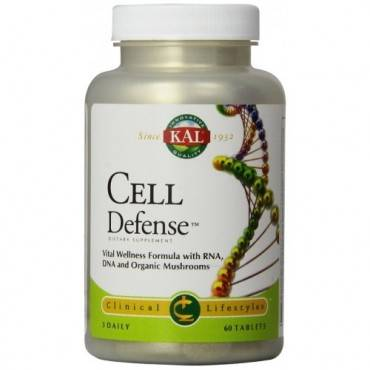 Solaray Cell Defense 60...