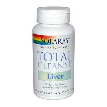 Solaray Total Cleanse Liver...