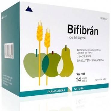 Bifibran Fibra 5 Gramos 14...