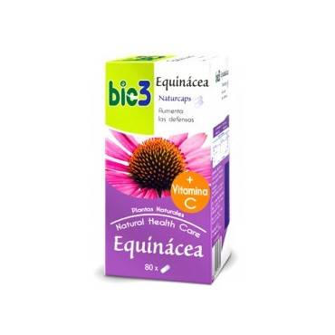 Bie3 Equinacea 80 Cápsulas