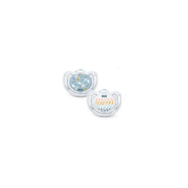 NUK Silicone Soother...