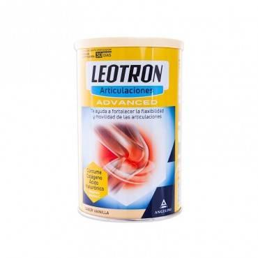 Leotron Articulaciones...