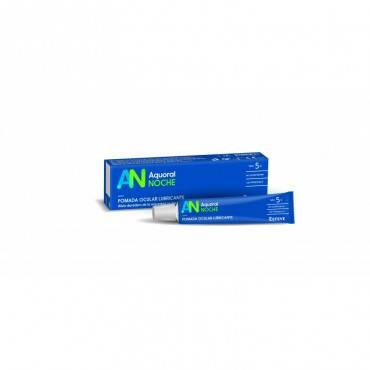 Aquoral night ointment 5 grams