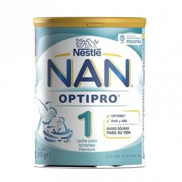 Nestle Nan 1 Optipro 800 Grs (Nueva Presentacion)