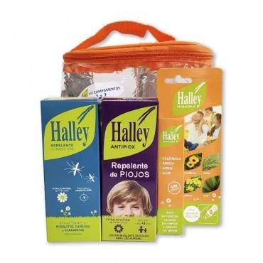 Kit Camp Halley Repellent...