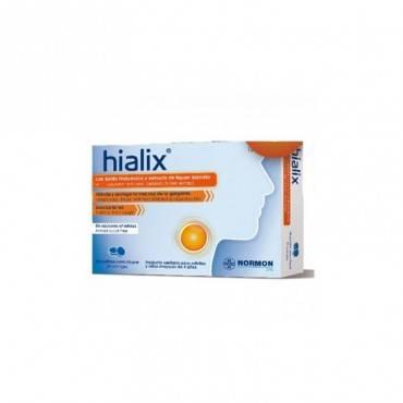 HIALIX 24 pills for sucking