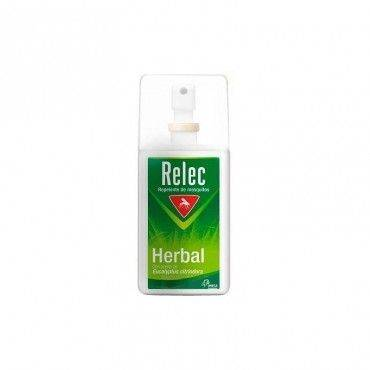 Relec Herbal Spray Repelente de Mosquitos 75Ml