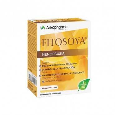 Arkopharma Fitosoya Menopausia 60 cápsulas