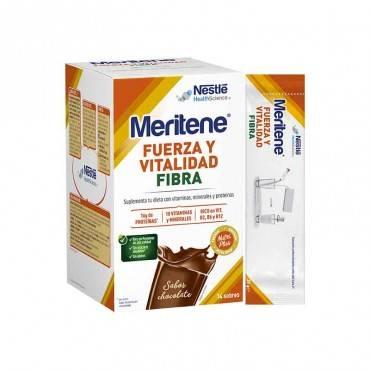 Meritene Fiber Chocolate 14...