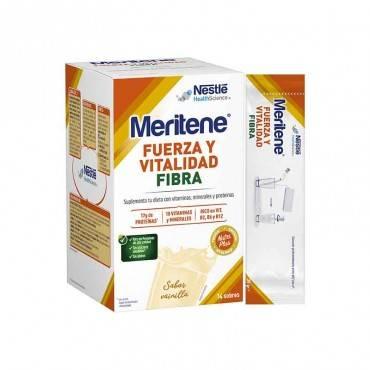 Meritene Fiber Vanilla 14...