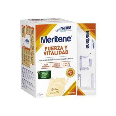 Meritene Vanilla 15 Envelopes