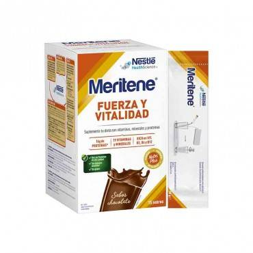 Meritene Chocolate 15 sachets