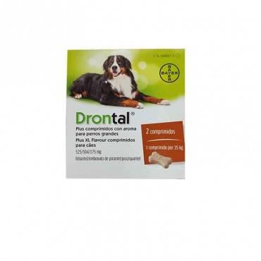 Drontal Plus Aroma Perros...