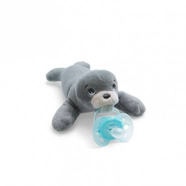 Avent pacifier with plush...