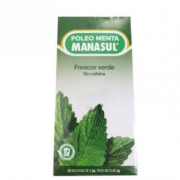 MANASUL chá Mint Poleo 25...