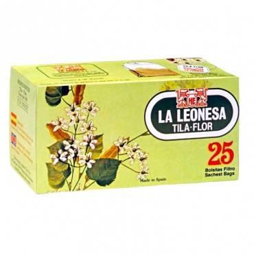 TILA LA LEONESA 25 FILTERS