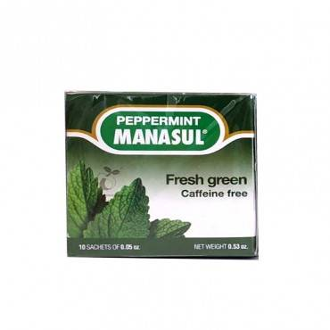 MANASUL chá Mint Poleo 10...