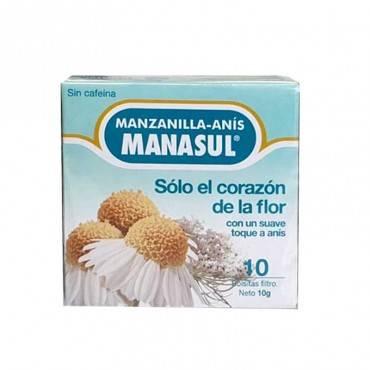 MANASUL Tee Kamille-Anis 10...